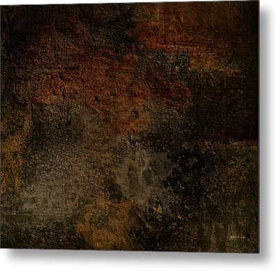 Earth Texture 1 Metal Print