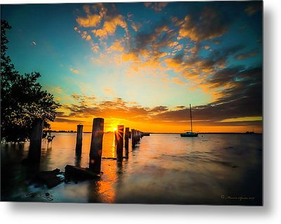 East Breeze Metal Print by Marvin Spates