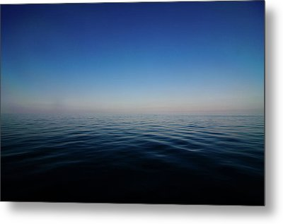 East China Sea Metal Print by I enjoy taking photos and traveling the world.