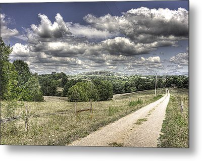 East Of Eden Metal Print by William Fields