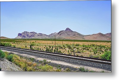 East To West Metal Print