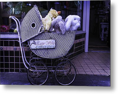 Easter Wishes  Metal Print by Garry Gay