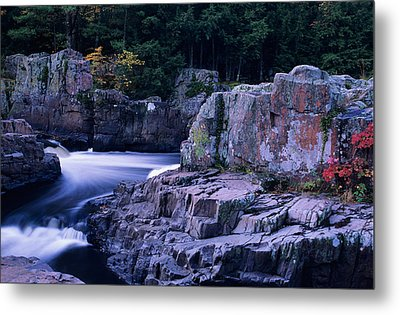 Metal Print featuring the photograph Eau Claire Dells 1 by Peter Skiba