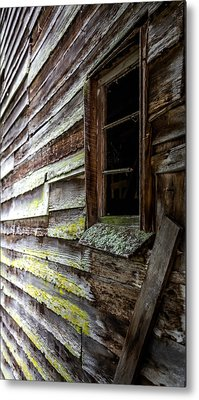 Echoes Of Time Metal Print by Karen Wiles