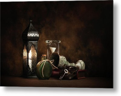 Metal Print featuring the photograph Eclectic Ensemble by Tom Mc Nemar