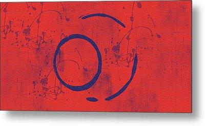Eclipse II Metal Print by Julie Niemela