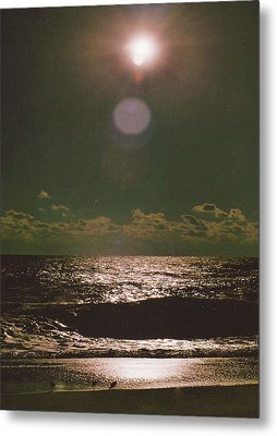 Eclipse Of The Soul Metal Print