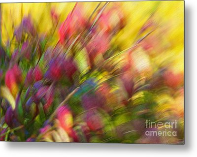 Ecstasy Metal Print by Michelle Twohig