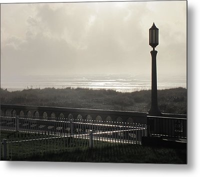 Edgewater Metal Print by Gregory Smith