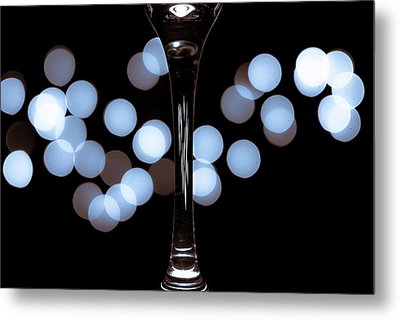 Metal Print featuring the photograph Effervescence by David Sutton
