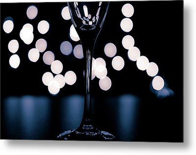 Metal Print featuring the photograph Effervescence II by David Sutton