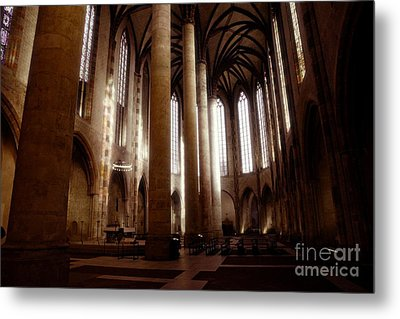 Eglise Des Jacobins, Toulouse Metal Print