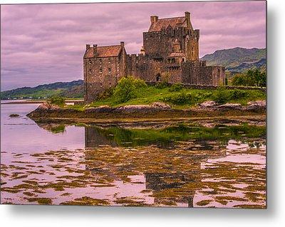 Eilean Donan Castle I Metal Print by Steven Ainsworth