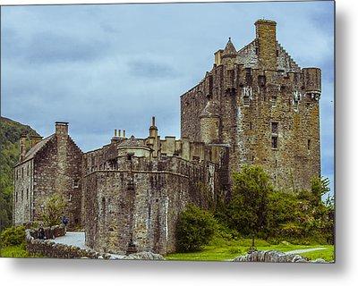 Eilean Donan Castle II Metal Print by Steven Ainsworth