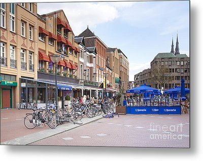 Eindhoven Metal Print by Andre Goncalves