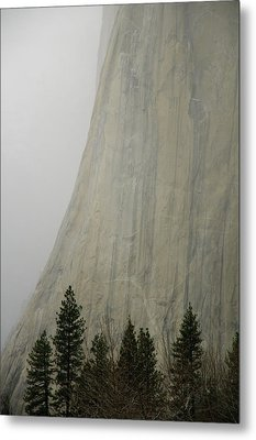 El Capitan, Yosemite National Park Metal Print by André Leopold