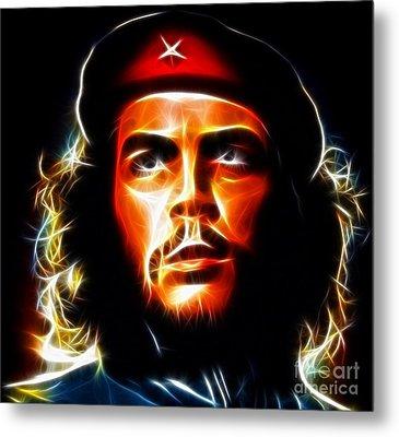 El Che Guevara Metal Print