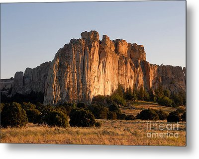 El Morro Metal Print by David Lee Thompson