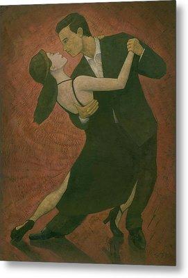 El Tango Metal Print