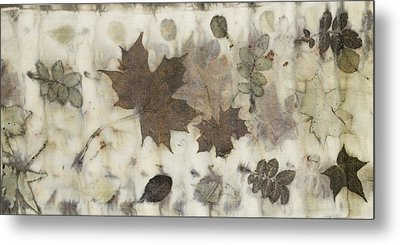 Elements Of Autumn Metal Print