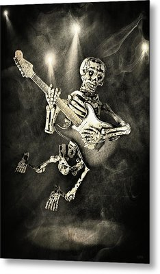 Metal Print featuring the photograph Elevation 2 by Jeff Gettis