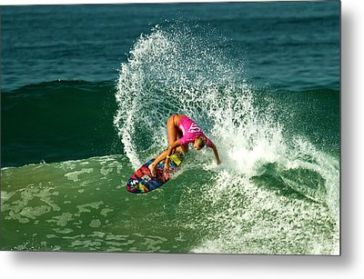 Ellie-jean Coffey Aus Metal Print by Waterdancer