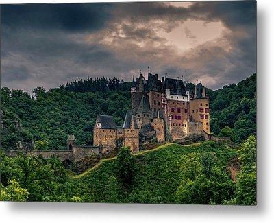 Eltz Castle Metal Print by Martina Thompson