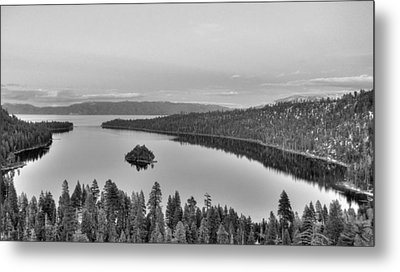 Emerald Bay Lake Tahoe Metal Print by Brad Scott