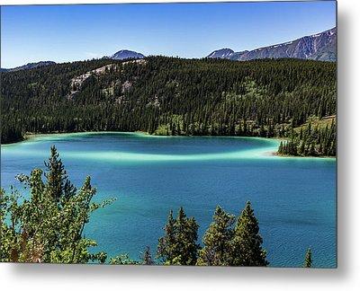 Emerald Lake 2 Metal Print