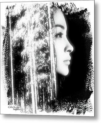Emerging Metal Print by Chris Armytage
