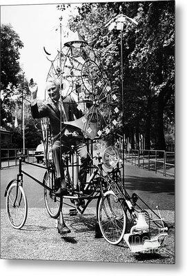 Emett: Lunacycle, 1970 Metal Print