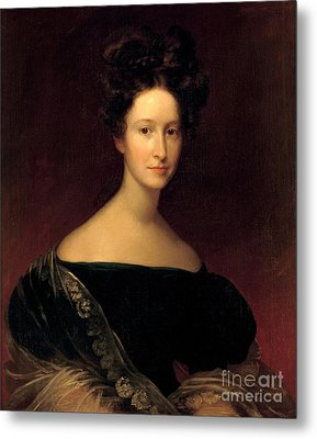 Emily Donelson, First Lady Metal Print