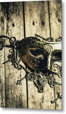 Emperors Keys Metal Print by Jorgo Photography - Wall Art Gallery