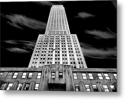 Empire State   Metal Print