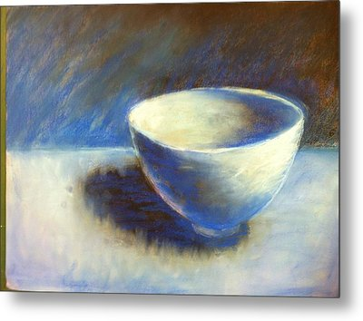 Empty Bowl Metal Print by Jeff Levitch