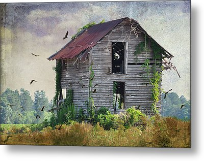 Empty Spaces Metal Print by Jan Amiss Photography