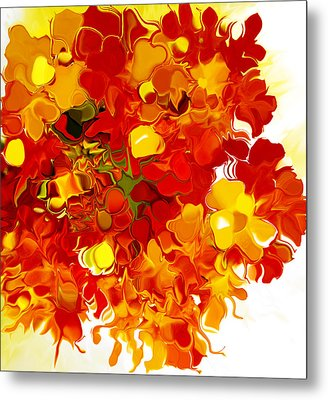 En Colere Evo Metal Print by Robert OP Parrish
