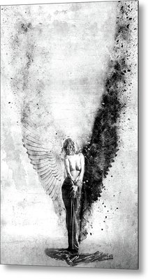 End Of Innocence Metal Print