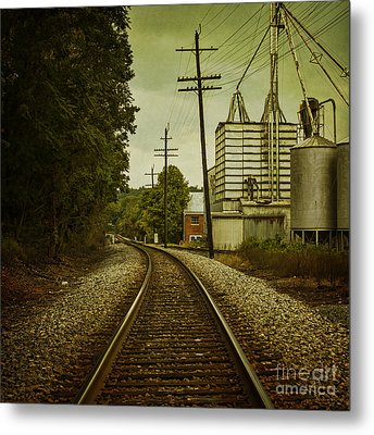 Endless Journey Metal Print by Andrew Paranavitana