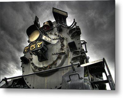 Engine 757 Metal Print by Scott Wyatt