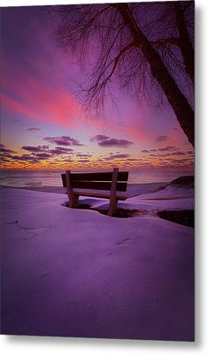 Metal Print featuring the photograph Enters The Unguarded Heart by Phil Koch
