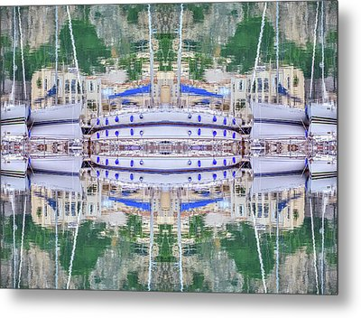 Entranced Metal Print by Keith Armstrong