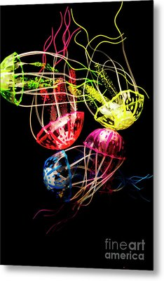 Entwined In Interconnectivity Metal Print by Jorgo Photography - Wall Art Gallery