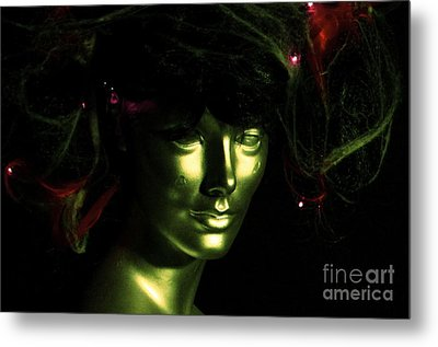 Metal Print featuring the photograph Envy  by Xn Tyler