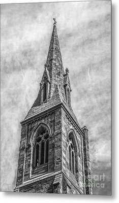 Episcopal Church Of The Incarnation - Nyc Metal Print by Nick Zelinsky