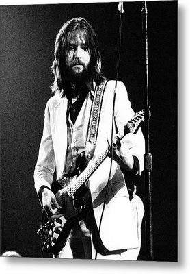 Eric Clapton 1973 Metal Print by Chris Walter