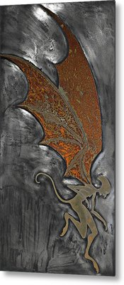 Erinys IIi Metal Print