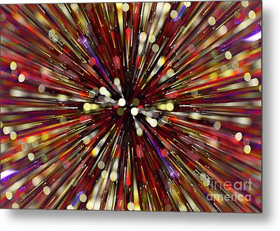 Metal Print featuring the photograph Escape Velocity.. by Nina Stavlund