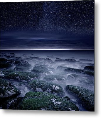 Metal Print featuring the photograph Eternal Horizon by Jorge Maia