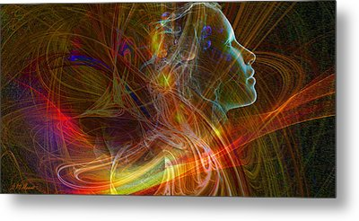 Euphoria Metal Print by Michael Durst